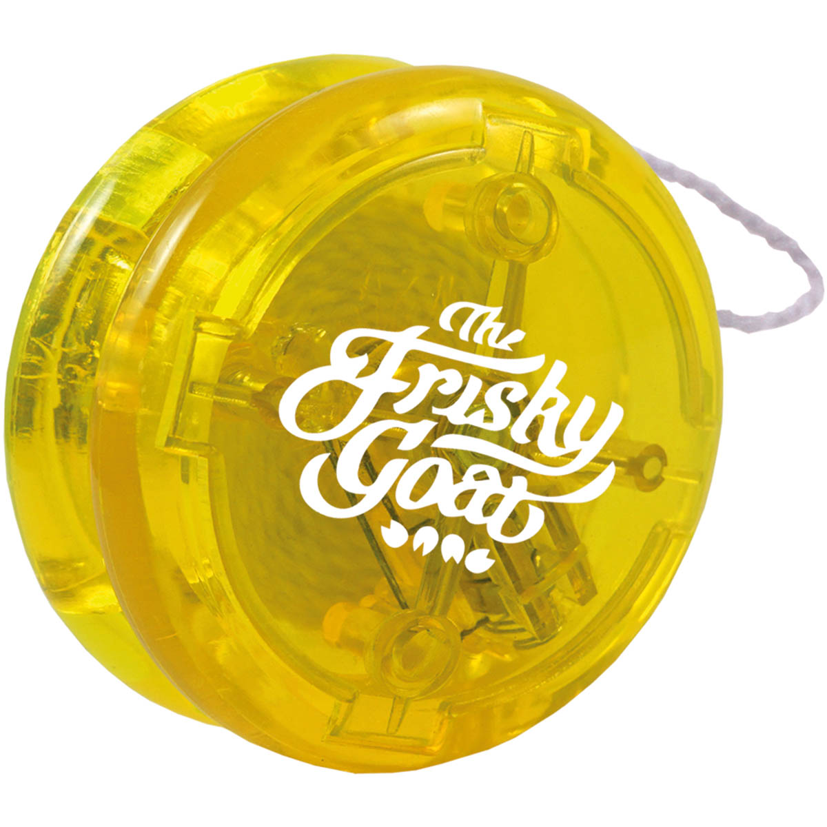yellow yo-yo
