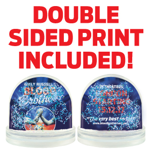 double sided full colour printing available