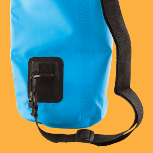 includes adjustable carry strap