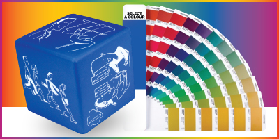cube pantone matching available