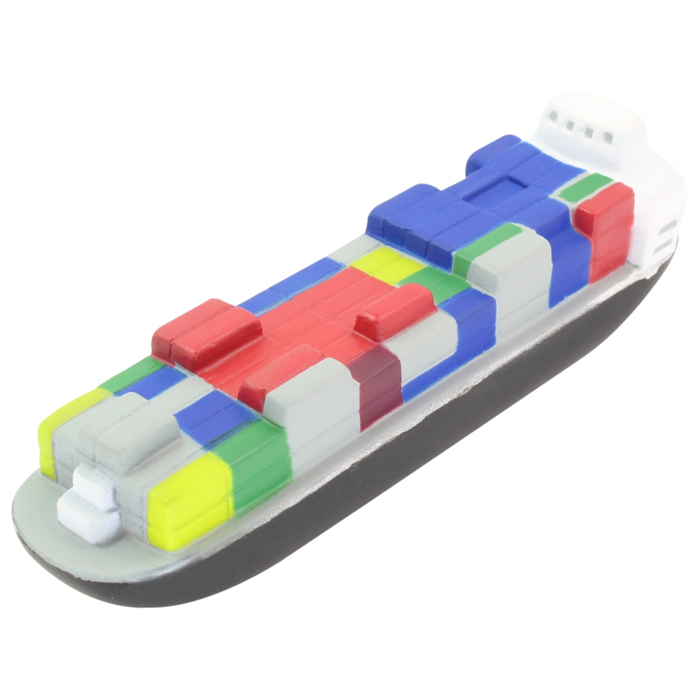 Stress Container Ship