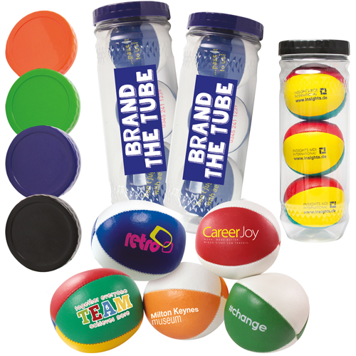 Juggling Balls - Premium - Set Of 3 *