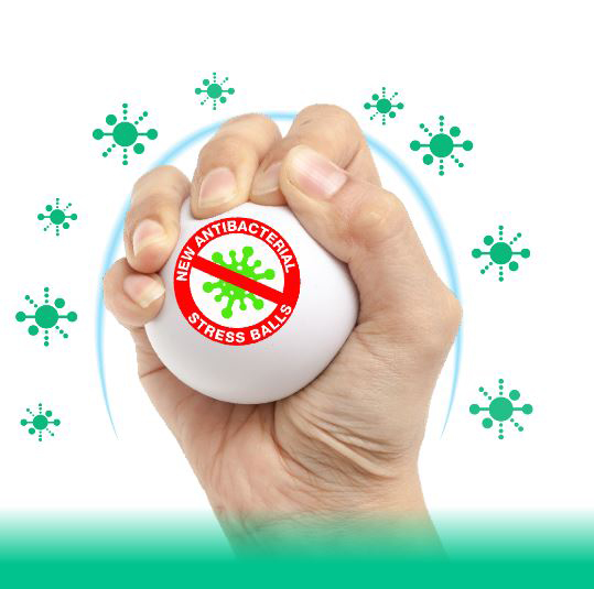 Anti-Bacterial Stress Ball