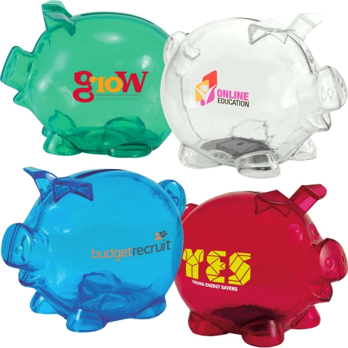 Large Piggy Bank **