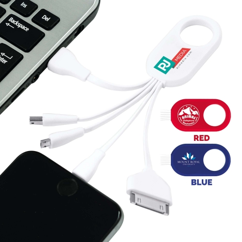 Short Arm Multi Purpose USB Charger