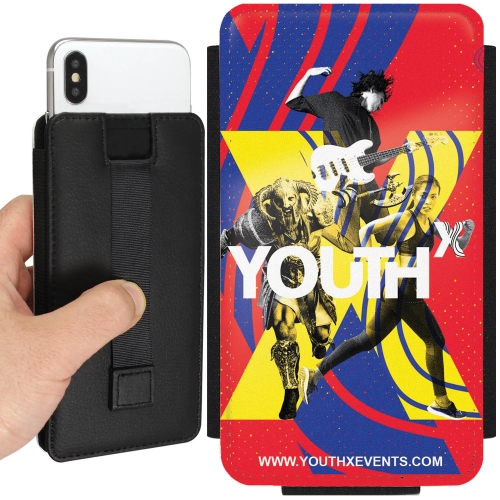 Full Colour X-Large Phone Pouch