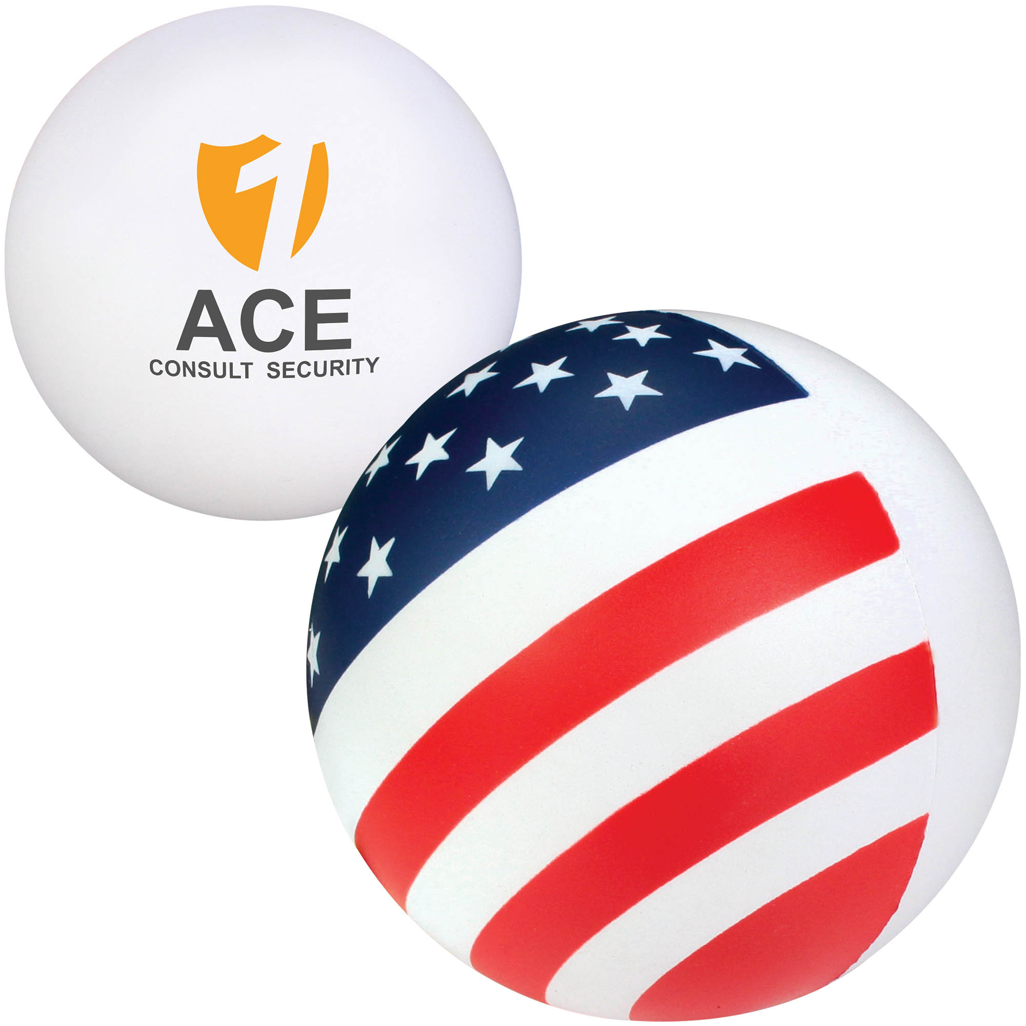 USA 70mm Stress Ball