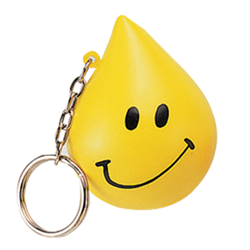 Stress Drop Keyring