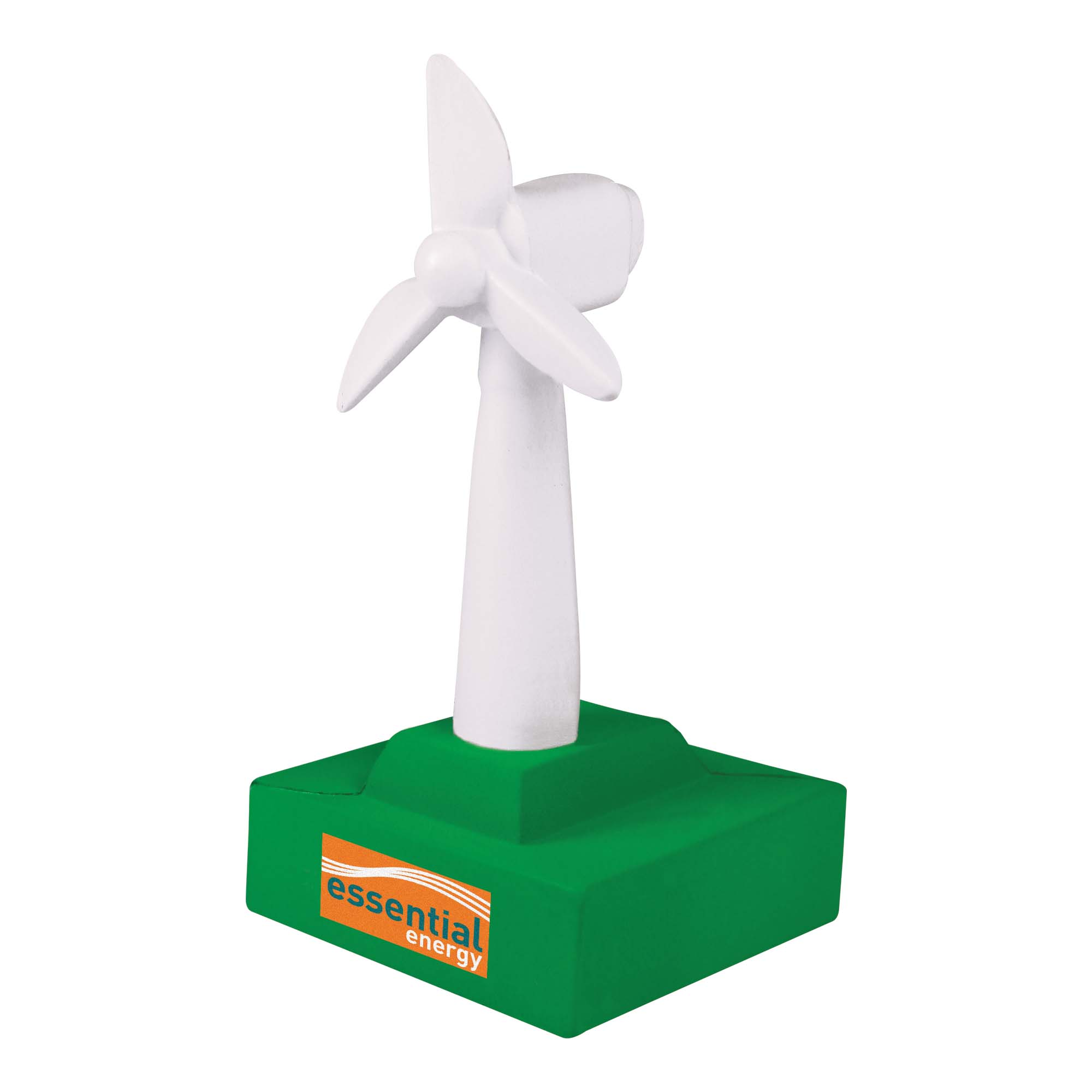 Stress Wind Turbine