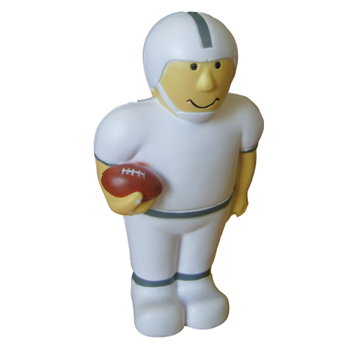 Stress American Football Player