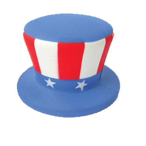 Stress Uncle Sam Hat
