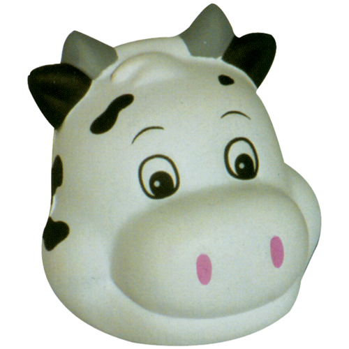 Stress Cow Head