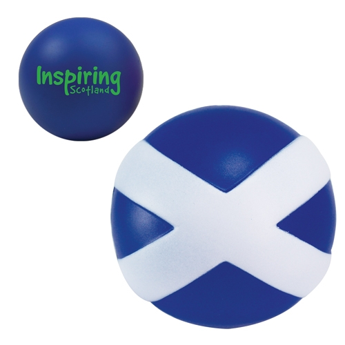 Scottish 70mm Stress Ball