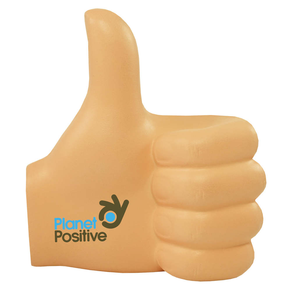 Stress Thumbs Up (Left Hand)