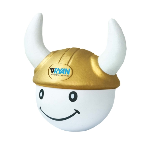 Stress Viking Head