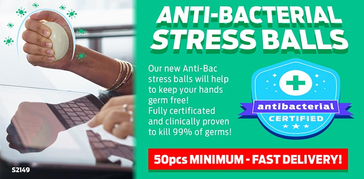 Anti-Bac Stress Ball